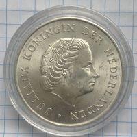 Нидерландские Антильские о - ва 2 1/2 гульденов 1964г