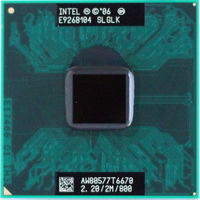 Процессор Intel Core 2 Duo T6670