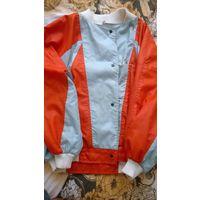 Куртка на хлопковой подкладке.Обмен
