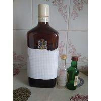 Бутылка от виски balantines 1 л.