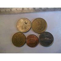 Пять монет/48. С рубля!