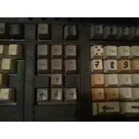Советская допотопная клавиатура