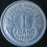 Франция 1 франк 1946