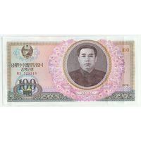 Северная Корея, 100 вон 1978 год.