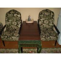 2 кресла ж/столик  ОПТ