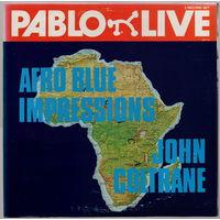 2LP John Coltrane 'Afro Blue Impressions'