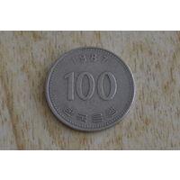 Южная Корея 100 вон 1987