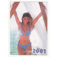 Календарик 2001 (50)