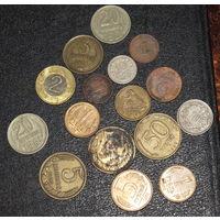 Подборка монет