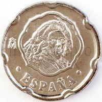 Испания 50 песет 1996 года. Филипп V