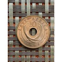 Британская Восточная Африка 10 центов 1964 Н г. (2)