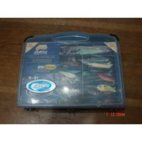 Ящик для рыболовных принадлежностей.