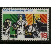 Австралия 1977 Mi# 639 (AU016) гаш.