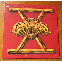 "Commodores ""Heroes"" LP, 1980"