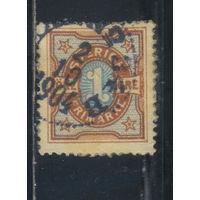 Швеция 1892 Номинал Стандарт #50
