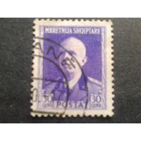 Албания 1939 король Виктор-Эммануил 3 оккупация Италией