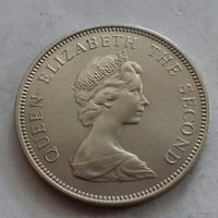 10 пенсов, Джерси 1968 г., AU