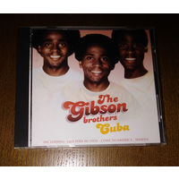 "The Gibson Brothers - The Best Of Gibson Brothers - ""Cuba"" 1995 (Audio CD) Made In Germany"