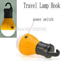 Фонарь - лампа светодиодная, для дома и кемпа. переносная, на батареях. распродажа