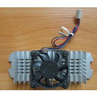 Вентилятор 50мм + радиатор
