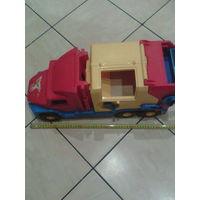 Детская машинка грузовик , WADER Made in Germanyщ
