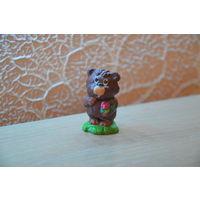 "Игрушка серии ""Три медведя"" (Медвежонок с малиной). Ландрин_Лот И069"