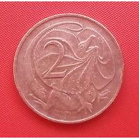 61-04 Австралия, 2 цента 1966 г.