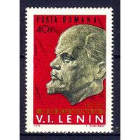 1970 Румыния. 100 лет со дня рождения В.И.Ленина