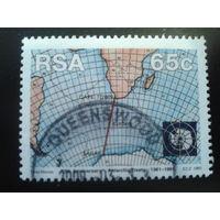 ЮАР 1991 Антарктида, метеорология