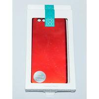 1723 Чехол для Huawei P10 Plus силикон, красный