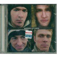 CD Кирпичи - Let's Rock! (18 Mar 2004) Alternative Rock, Garage Rock