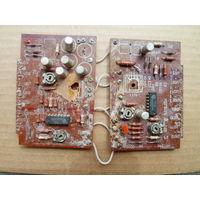 Микросхемы К1003ПП4 на платках индикатор уровня (цена за пару) 521*