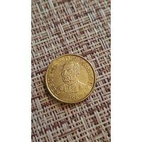 Парагвай 10гуарани 1996 г  ФАО