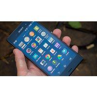 "Sony Xperia z3 d6653 Android, экран 5.2"" IPS (1080x1920), Qualcomm Snapdragon 801 MSM8974AC, ОЗУ 3 ГБ, 4х ядерный,2.500 мгц процессор, флэш-память 16 ГБ, карты памяти, камера 20.7 Мп,ОТЛИЧНОЕ СОСТОЯНИ"
