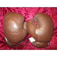 Боксерские перчатки СССР . Как новые