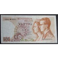 Бельгия. 50 франков 1966