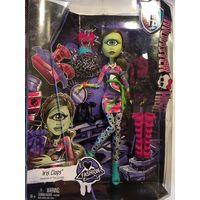 Кукла Монстер Хай Monster High Iris Clops I Heart Fashion Айрис Клопс Я люблю моду