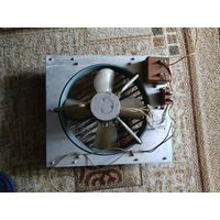 Вентилятор на базе двигателя УАД-32