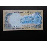 Южный Вьектнам 1000 донгов. 1972 г.