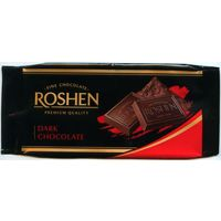 Обёртка от шоколада - Roshen Dark