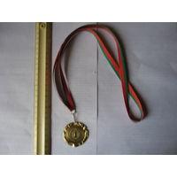 Медаль 1 -е место