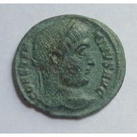 Древний Рим, Константин I Великий (306-337 н.э.) , фоллис, приличное состояние...