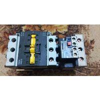 Сборка: Контактор КМИ 34012 АС220, 40А + реле РТИ-3353 электротепловое (23-32А)