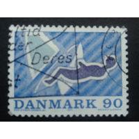 Дания 1971 парусный спорт