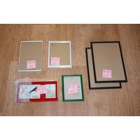 Фоторамка. Фото рамка. Рамки для фотографий. Разные размеры и внешний вид. Торг.