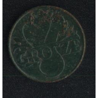 Польша 2 гроша 1934 г. (*). Не частые!!
