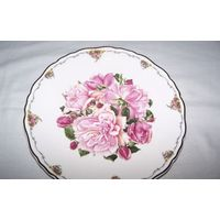 Тарелка Royal Albert Albertine Rose The Queen mothers favorite flowers 21,5см