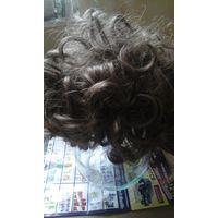 Парик  из натуральных волос, Гонконг