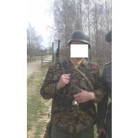 """Форма М43 СС военная немецкая, комплект """"Дуб"""" (Waffen SS)"""