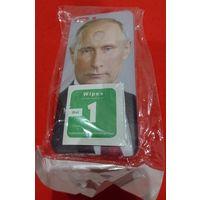 Бампер Huawei P Smart  Путин
